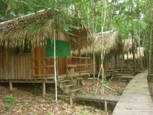 Fishing Amazon Jungle Lodge – semesterbostad i Amazon River