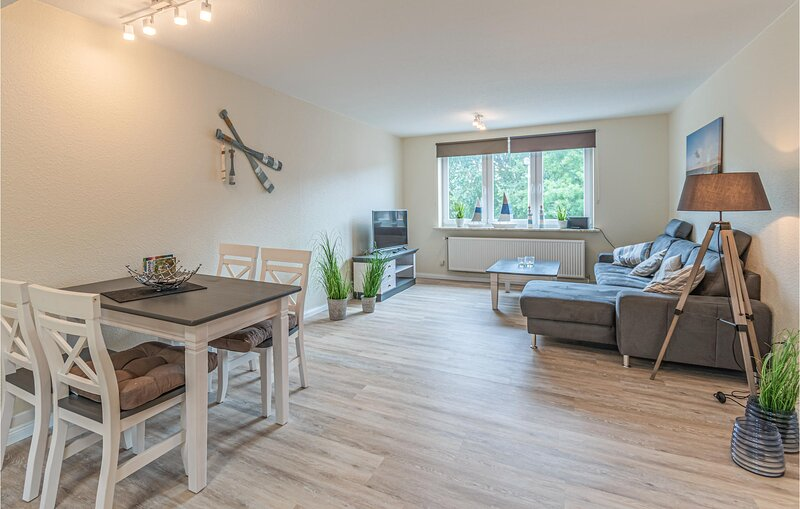 Beautiful apartment in Ockholm with WiFi and 1 Bedrooms (DSH839), vakantiewoning in Breklum