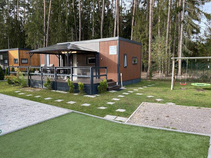 Gemütliches Mobilheim am See (WA105), holiday rental in Zeitlarn