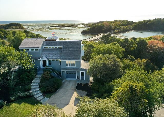 Provincetown Landmark w/ Large Deck & Gorgeous Water Views – Near Beach, vacation rental in Provincetown