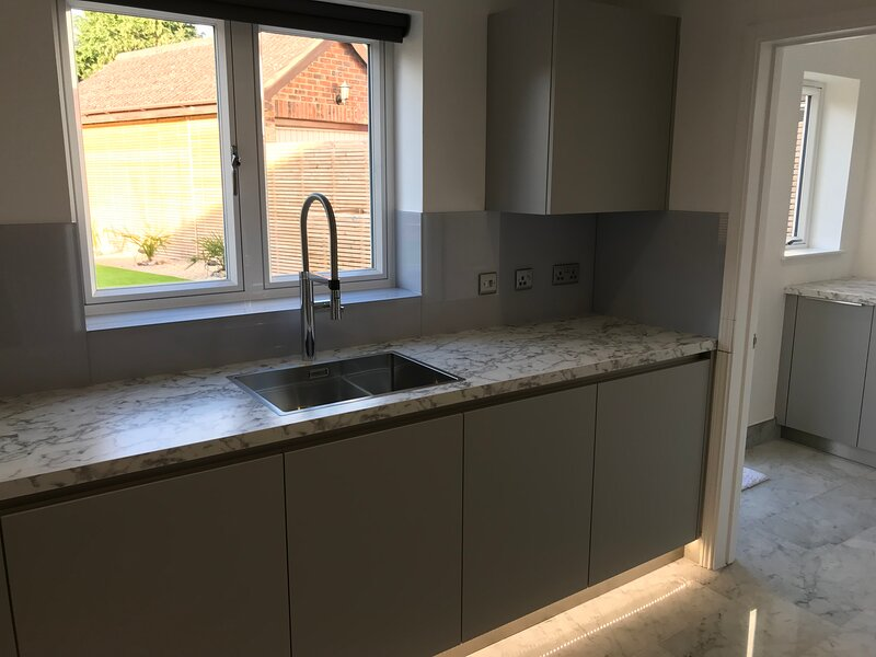 Built One Week Ago Home With a View Quiet Location, holiday rental in Wellingborough