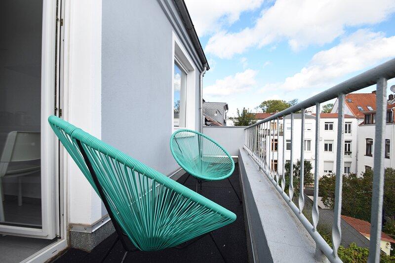 Zentrale Wohnung im Herzen des Viertels, holiday rental in Worpswede