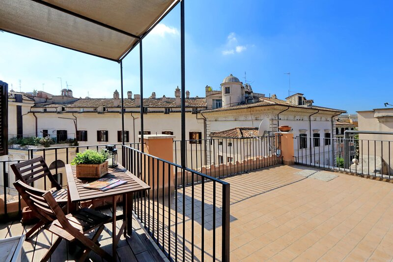 Arancio Terrace Loft, holiday rental in Ladispoli