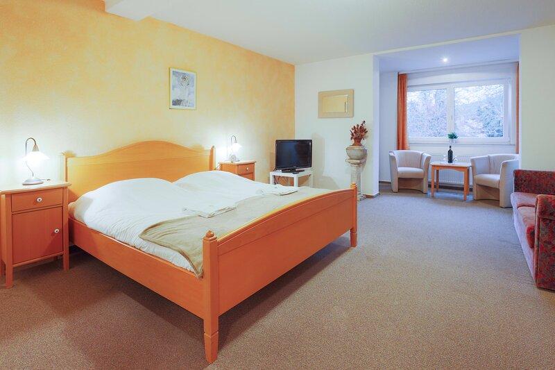 Doppelzimmer im Erdgeschoss, holiday rental in Harzgerode