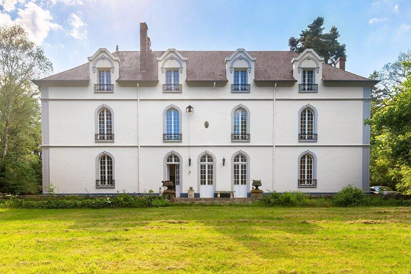 Château de la Bouleaunière, holiday rental in Larchant