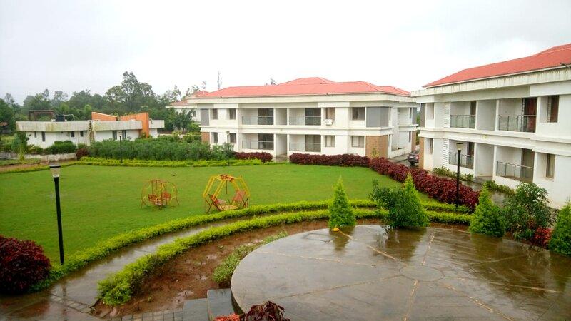 Blissful stay at Parishreya 01 BHK, Lonavala, location de vacances à Kamshet