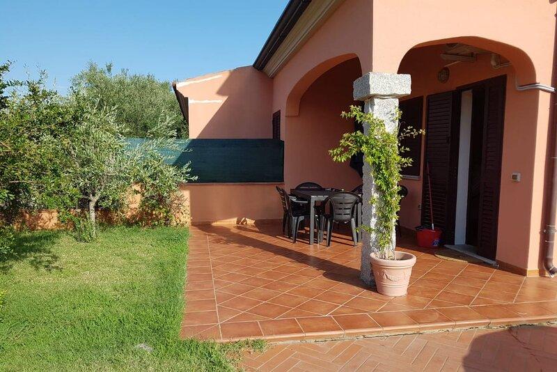 Appartamento L'Alzoni, holiday rental in Nuragheddu