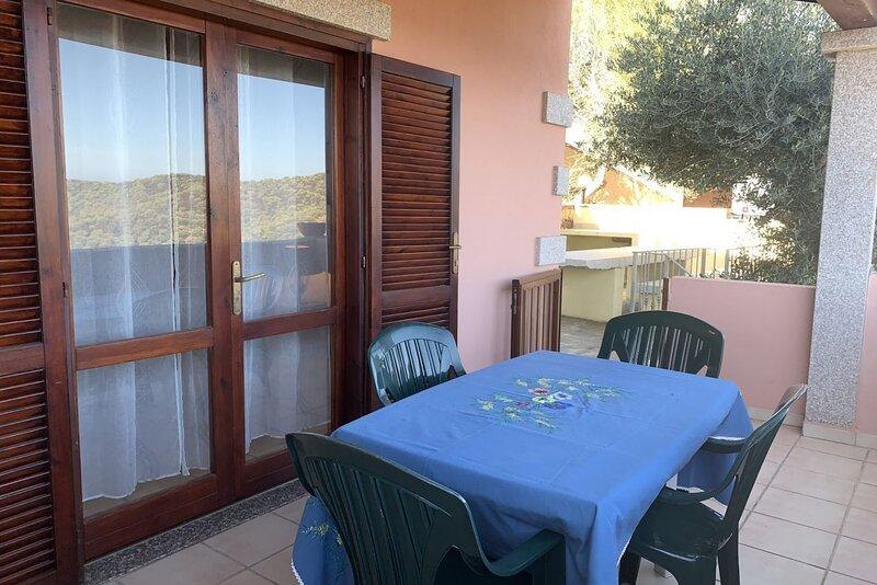 Appartamento Vista Mare DX, casa vacanza a Malamurì