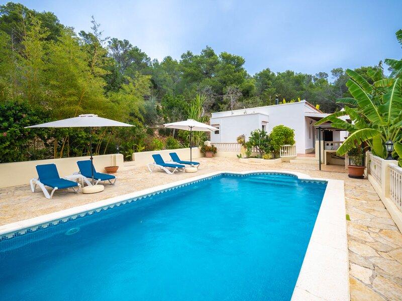 Can Toni Mari, holiday rental in Cala Llenya