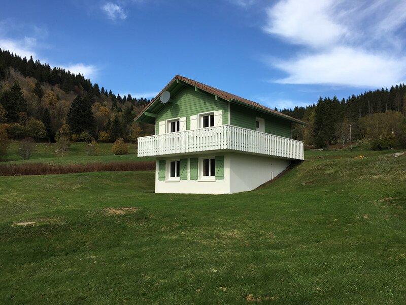 La Bresse Hautes Vosges Chalet 'le paiquis', vacation rental in La Bresse