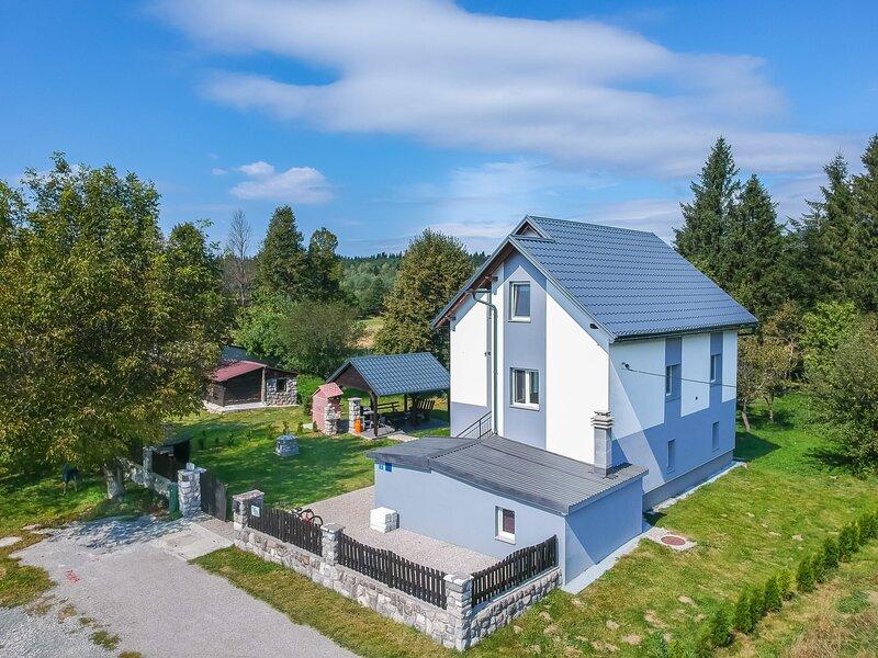 Green Oasis, casa vacanza a Benkovac Fuzinski