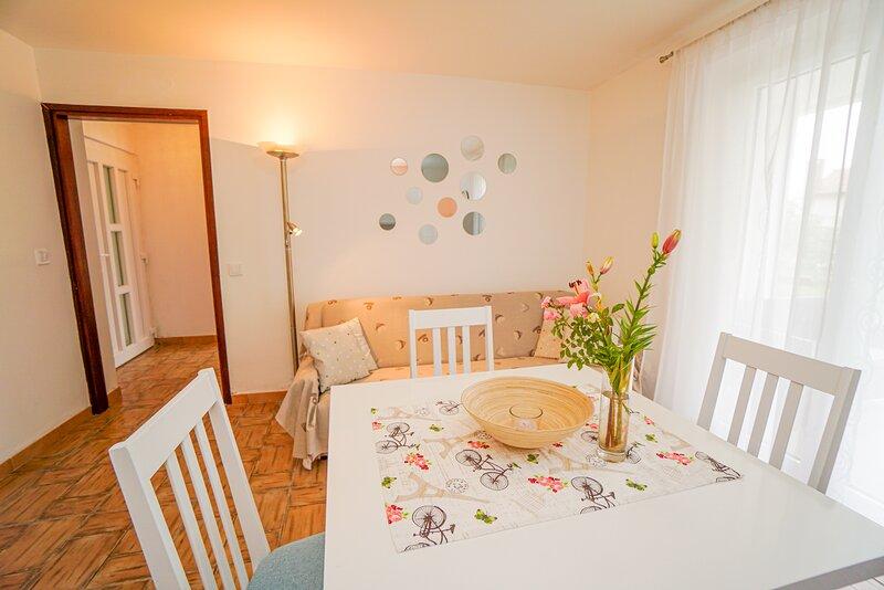 Apartment Maslina 1 Galici, holiday rental in Sveta Marija Na Krasu