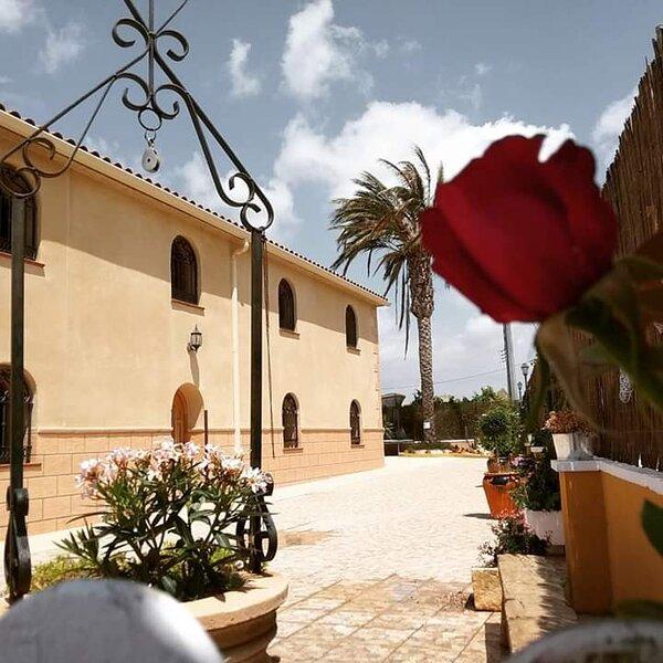 Casa chalet la terola, vacation rental in Tibi
