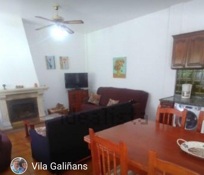 Vila Galiñans, aluguéis de temporada em Outeiro