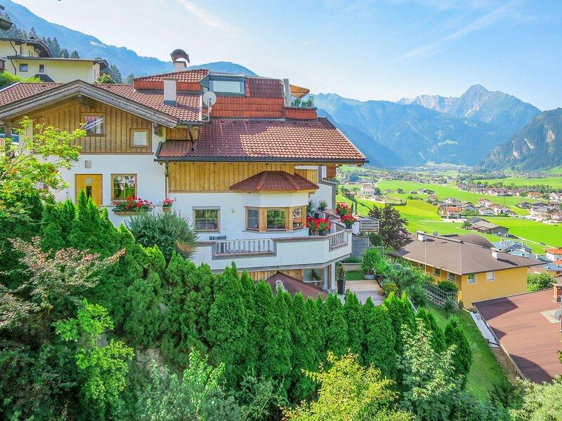 Stöckl – semesterbostad i Ramsau im Zillertal