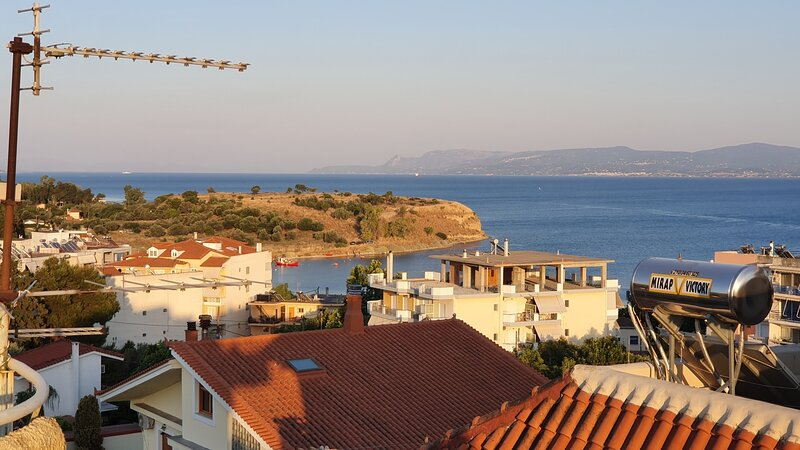 Lefkadi Apartments By The sea, location de vacances à Amarynthos