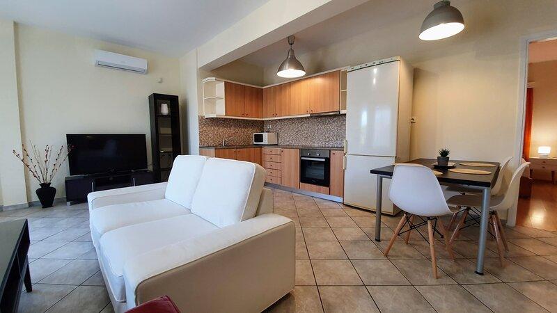 SK-George Apartments by the Sea and Airport – semesterbostad i Porto Rafti