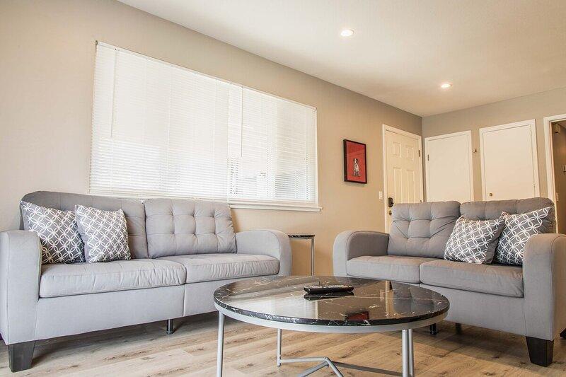 Updated 2 bedroom in San Jose, location de vacances à Campbell