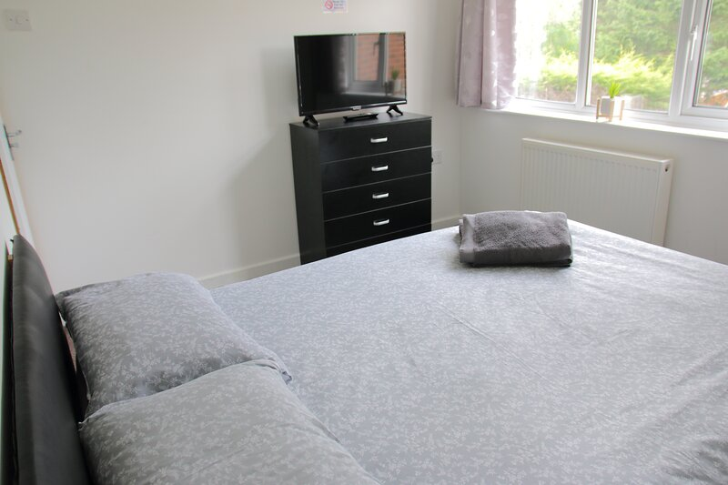 Dbl Bed Private Bathroom WiFi Netflix B'ham (Flat 5), casa vacanza a Kings Norton