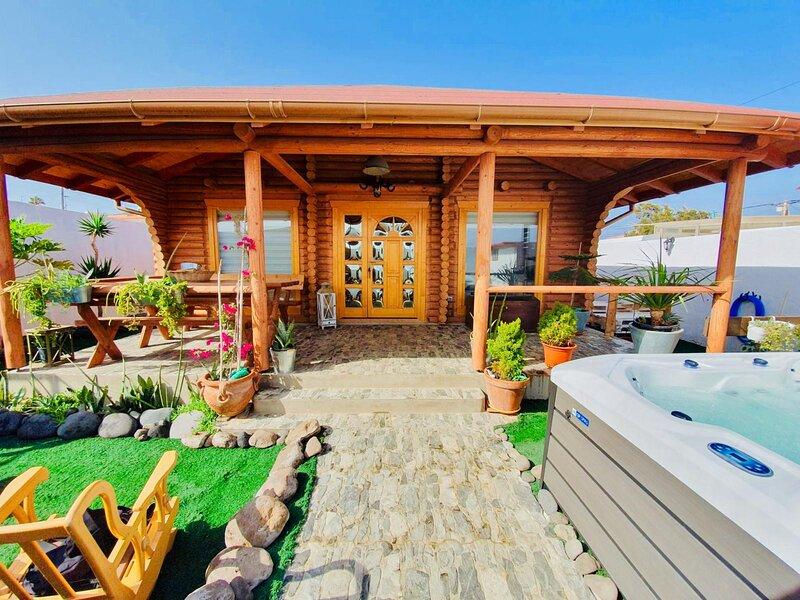 The Wild House, casa vacanza a Aguimes