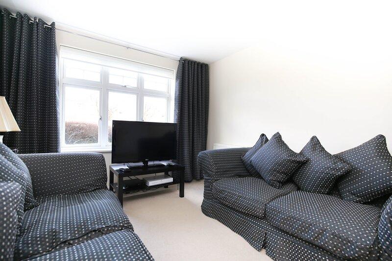 Week2Week Stunning 2 bed Tynemouth Apartment, alquiler de vacaciones en Shiremoor