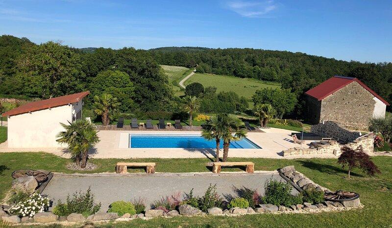 Chalet Le Joyau - Ecrin du Breuil, location de vacances à Saint-Vaury
