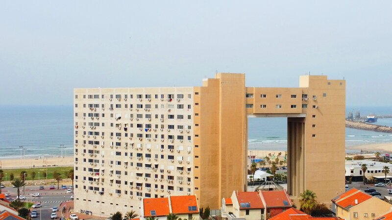 HaTayelet Apartment in Ashdod on the beach, alquiler vacacional en Asdod
