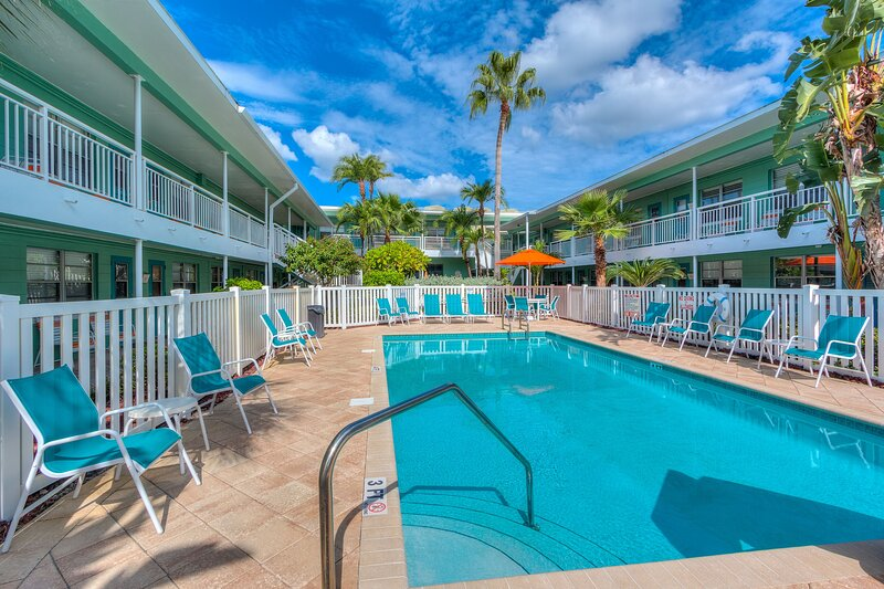 Tropic Terrace #55 - Beachfront Rental, vacation rental in Treasure Island