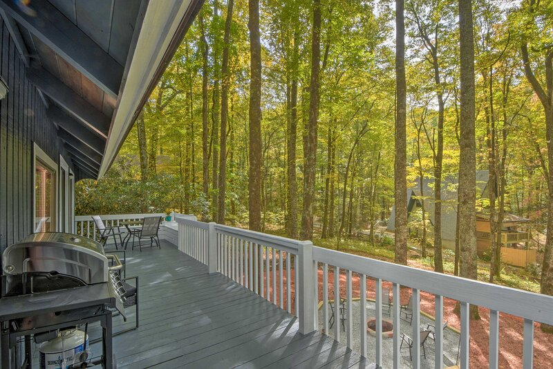 Private Deck | New Furnishings