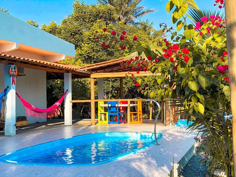 Casa de Algodão para Temporada, vacation rental in Marau
