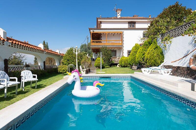 Villa Loli, Santa Brigida, location de vacances à Las Palmas
