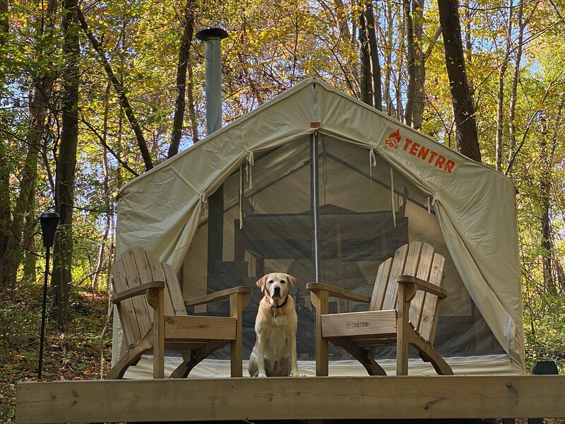 Tentrr Signature Site - Holmestead Woods, holiday rental in South Salem