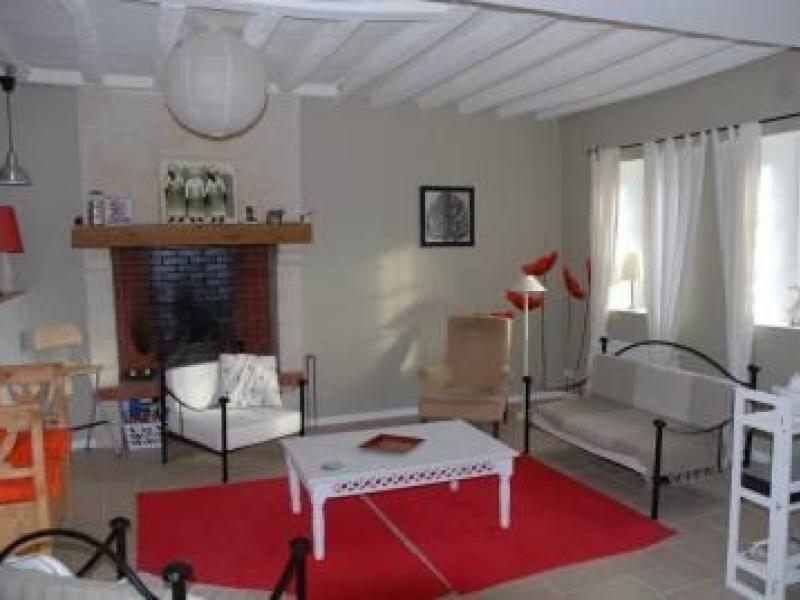 Location Gîte Pontvallain, 5 pièces, 8 personnes, alquiler vacacional en Le Lude