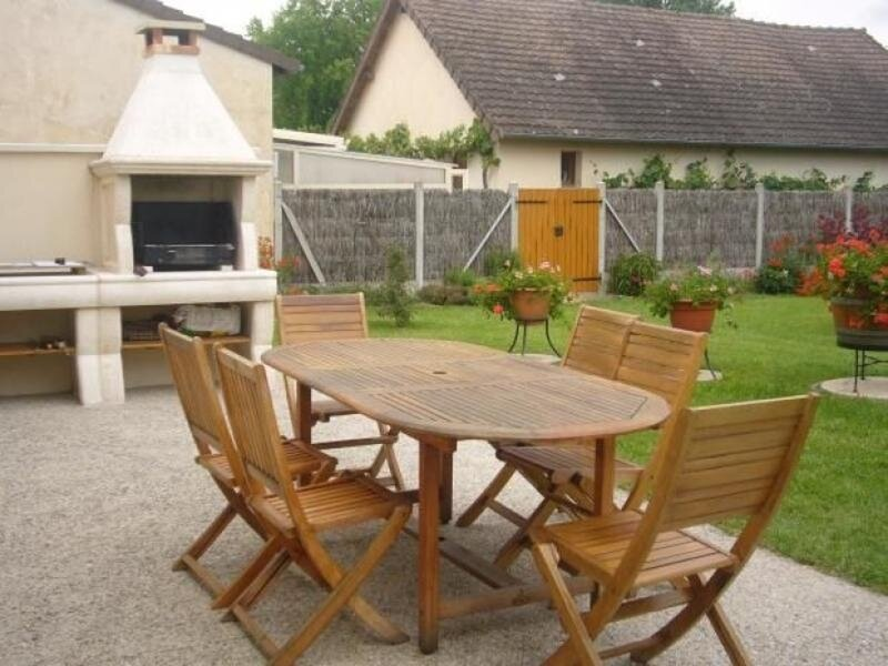 La closerie, holiday rental in Savigne-sous-le-Lude