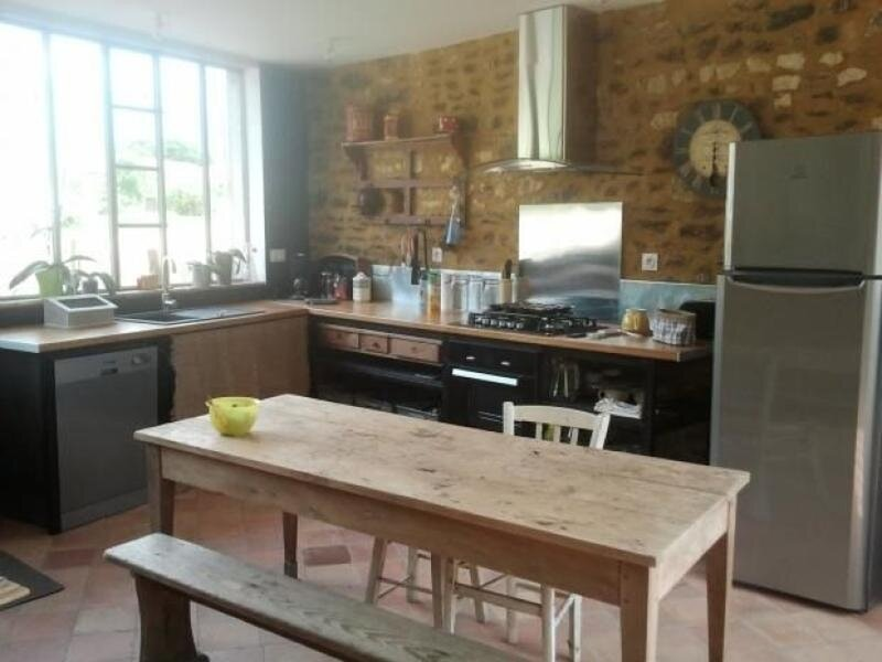 L'atelier and cow, holiday rental in La Suze-sur-Sarthe