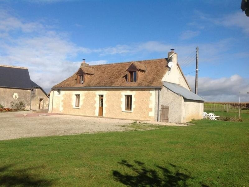 La cossonnière, vacation rental in Chahaignes