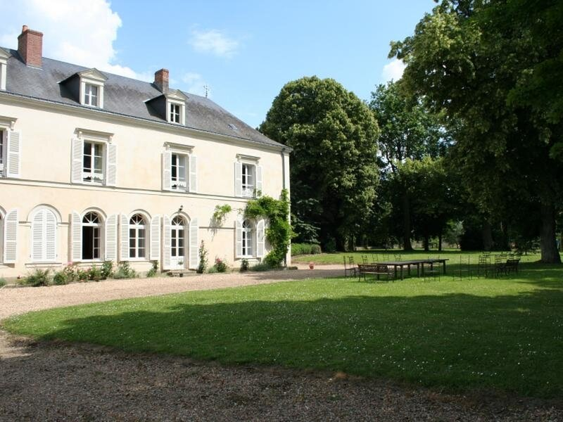 Gîte familiale tout compris, holiday rental in Chateauneuf-sur-Sarthe