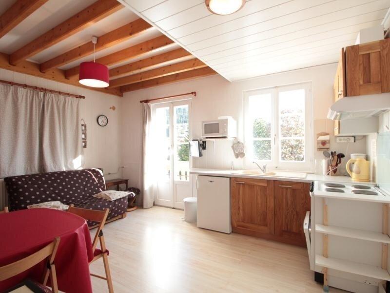 3pièces 6pers duplex : centre-village – semesterbostad i Les Carroz-d'Araches