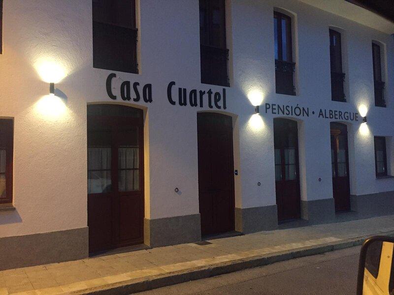 Albergue Pensión Casa Cuartel, casa vacanza a Cervantes