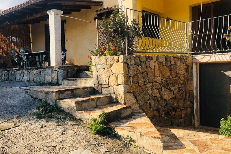 Appartamento Alcu di Licciu PT, holiday rental in Nuragheddu