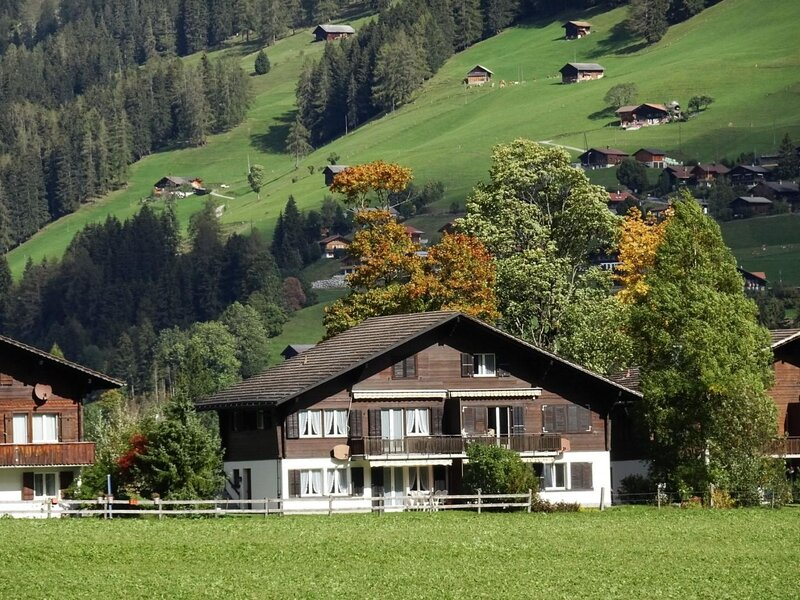 Chalet Claudia, vacation rental in Lenk im Simmental