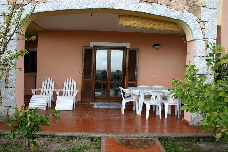 Appartamento La Tanca, holiday rental in Monte Petrosu