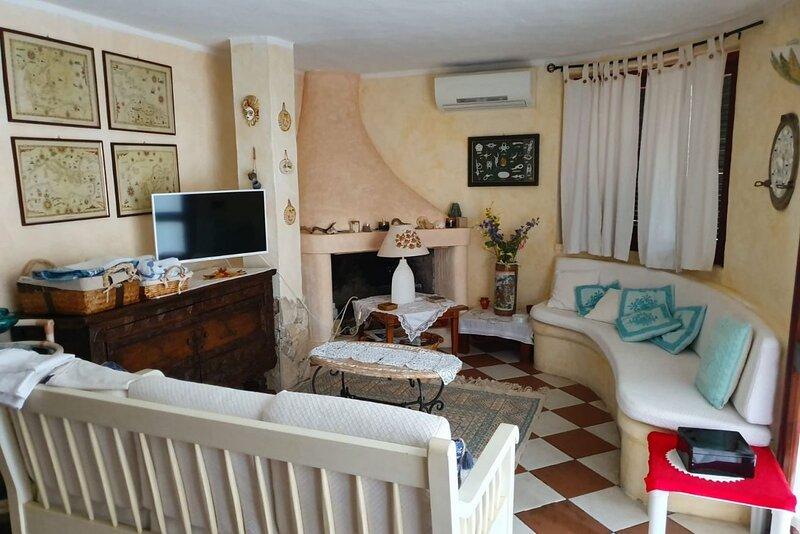 Appartamento Mondo Natura, holiday rental in Nuragheddu