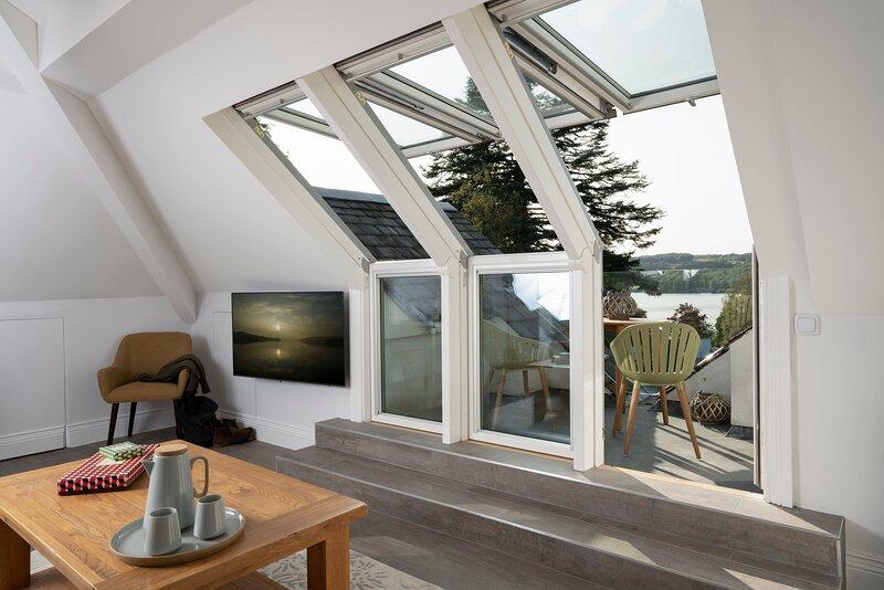 Storrs Hill Sanctuary - Spacious Studio - Stunning Lake Views, holiday rental in Near Sawrey