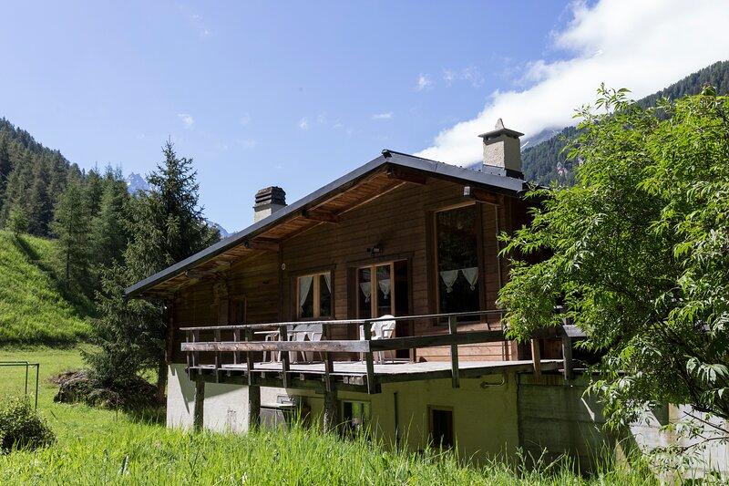 La terrasse, 1er étage