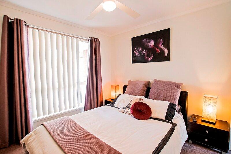 Sleepy Shackell - Echuca Moama Holiday Accommodation, holiday rental in Echuca