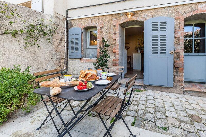 La Petite Provence, location de vacances à Marseille