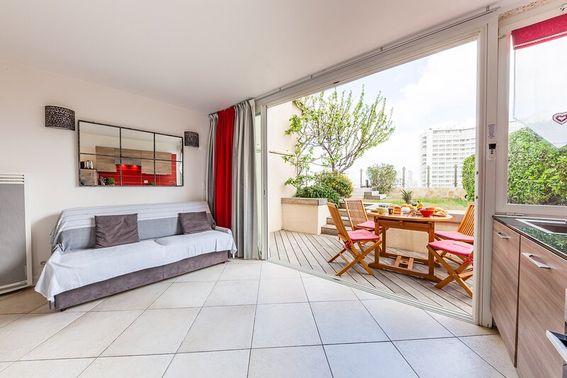 La Rocca · Superbe Appartement Rénové, location de vacances à Marseille