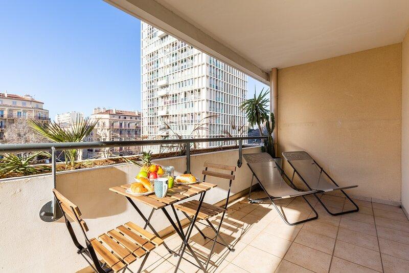 Le Pharo, location de vacances à Marseille