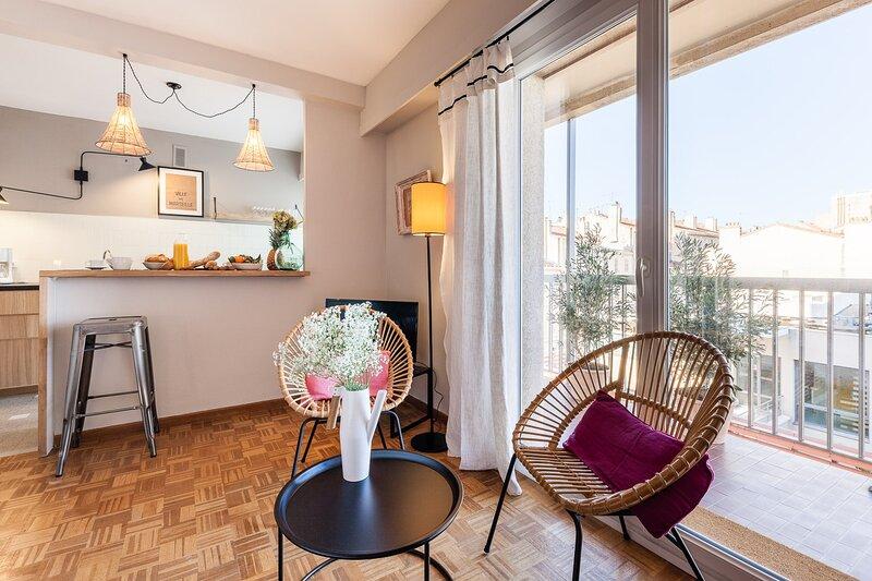 Sacha, holiday rental in Marseille